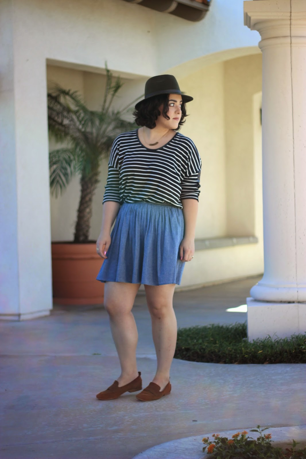 Outfit of the Day | Winter in San Diego