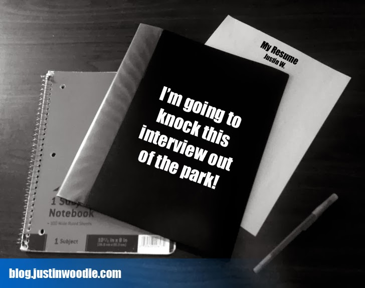 How To Knock An Interview Out Of The Park And The Skills I Used To Land My New Job Tutorial By Justin Woodie