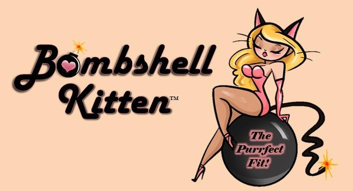 Bombshell Kitten
