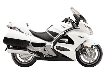 2012 Honda ST1300 ABS White