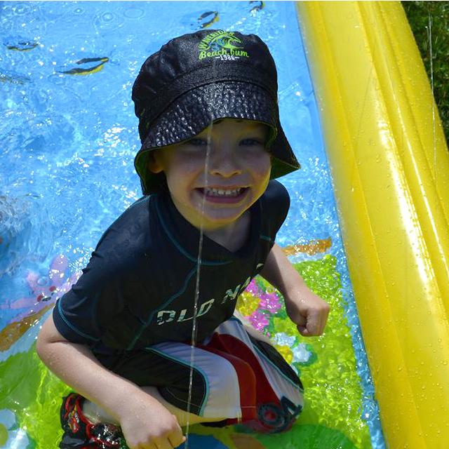 east coast mommy 10 easy diy backyard water park ideas