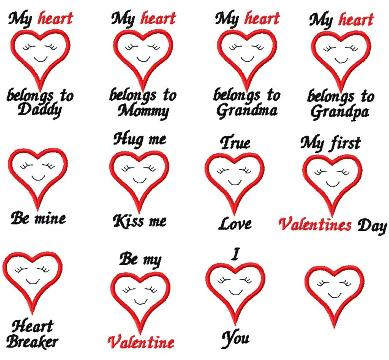 Top #30 Valentine Sayings