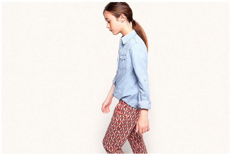 Download image Lookbook Zara Enfant Mai 2013 PC, Android, iPhone and ...