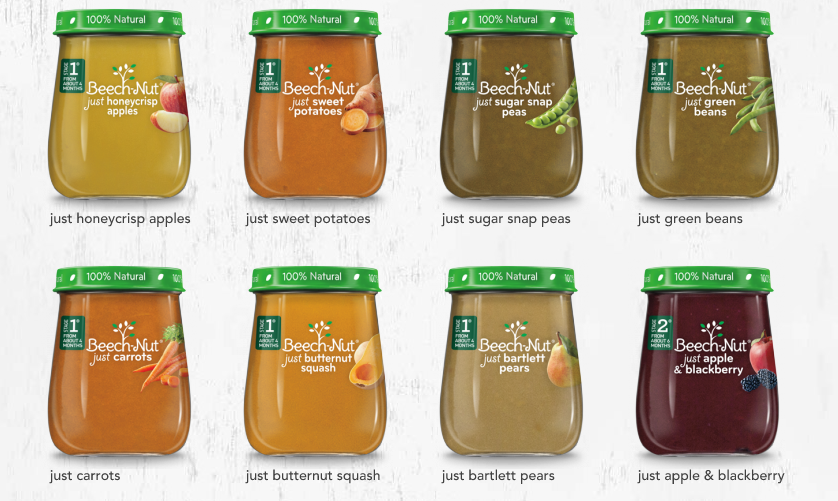 Beechnut Just Baby Food Review