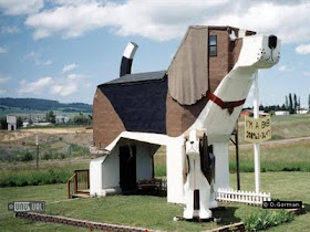 DogBark Park Inn, Cottonwood, Idaho