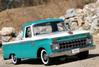 1965 Ford F100 Pickup Truck