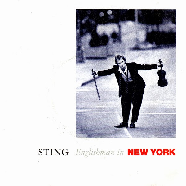 Sting englishman in new york single 7 cara b ghost in the stand