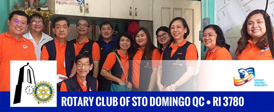 Rotary Club of Sto Domingo QC Philippines