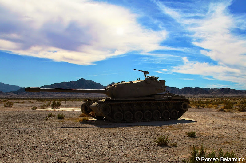 Yuma Proving Ground Tank Yuma Arizona