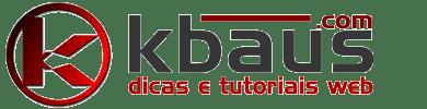 kbaus - Dicas e tutoriais web
