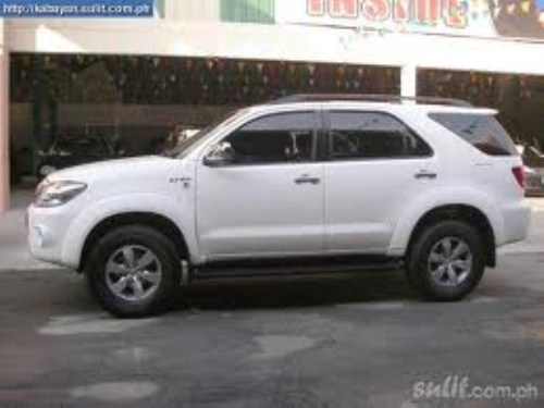 Toyota Fortuner 4x2 AT Cool Photos