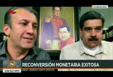 """Maduro a Fedecámaras: Si no cumplen con el medio petro """"se las verán con nosotros"""""""