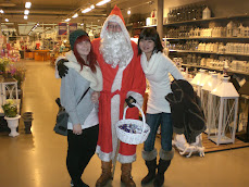 Tamperelainen joulupukki isojen ja pienten marketti- ja yhteisöpukki