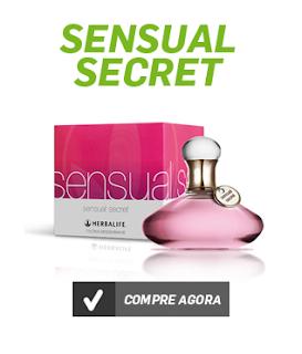 Perfume Sensual Secret Herbalife