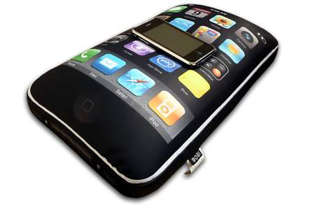 iPhone 4GS Cushion