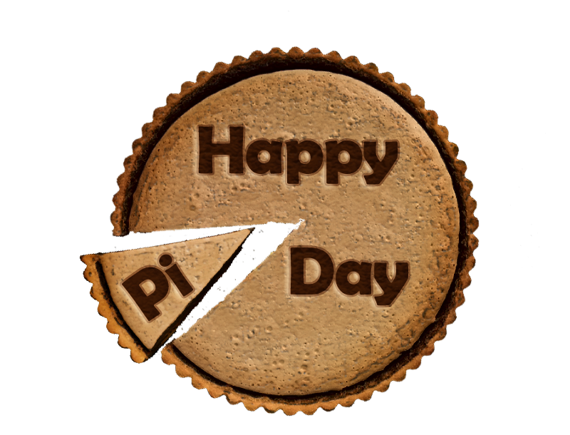 Pi Day is coming
