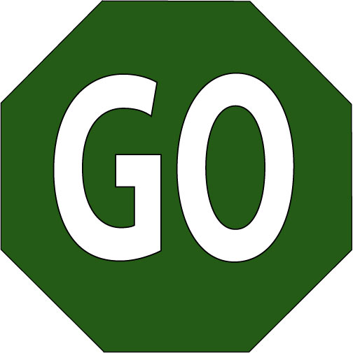 Dashing image intended for stop and go signs printable