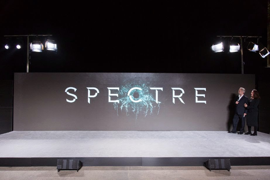 Spectre Posters 007