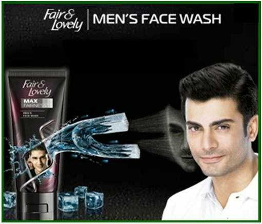 Fair & Lovely Men's Face Watch