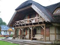 Dom rustykalny - styl i architektura
