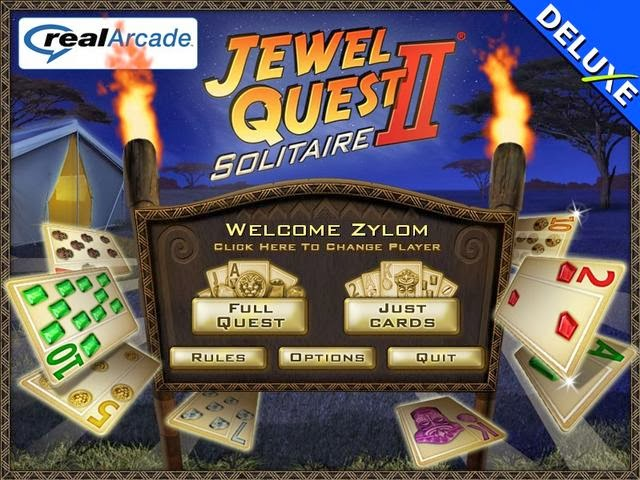 Jewel Quest Solitaire 2 crackhead Funnygames Bejeweled 2