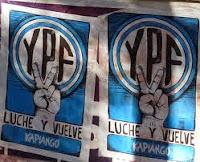 PETROLEO, YPF