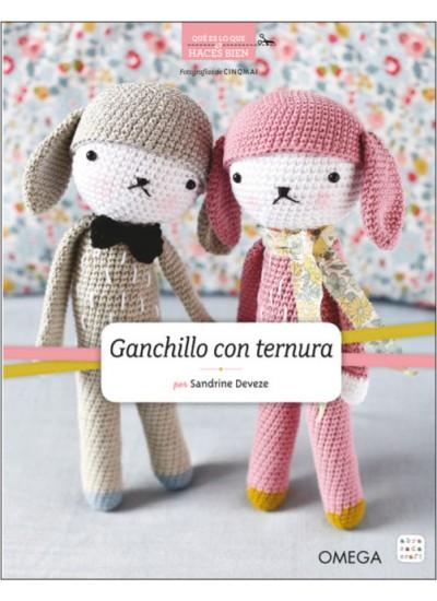 El blog de Dmc: Entrevistamos a Tournicote: libro Ganchillo con ...