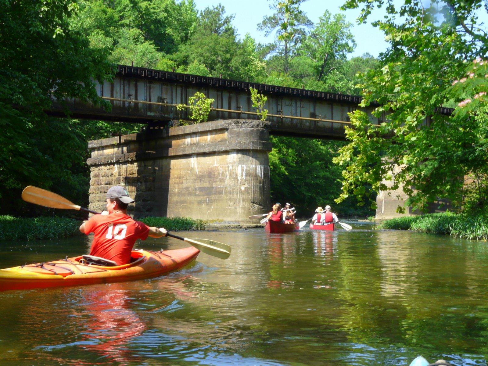 bases canoe kayak cele