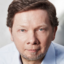 'Say Yes To What Is': Brilliant Eckhart Tolle Talk (clic pic to hear)