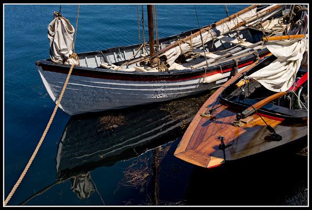Nova Scotia; Lunenburg; Boat; Dock