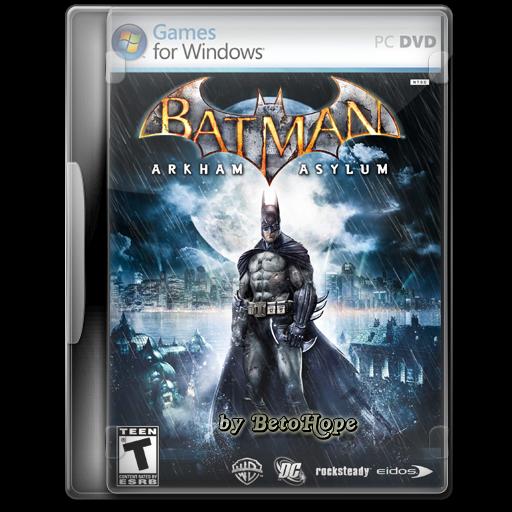 Batman Arkham Asylum GOTY Full Español