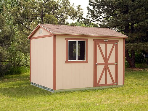 TUFF SHED: Featured Product - TUFF SHED Premier Series Tall Ranch
