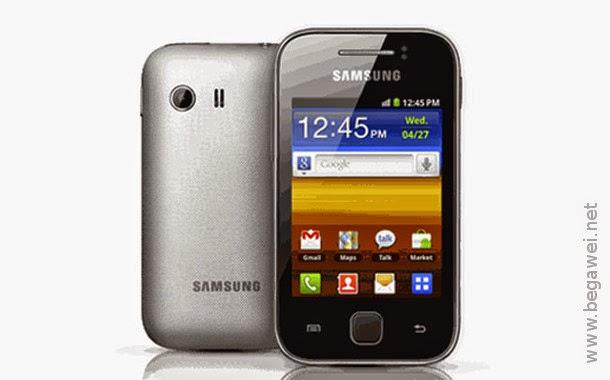 Bagaimana cara upgrade android kitkat 4.4 pada Samsung Galaxy Young S5360 terbaru