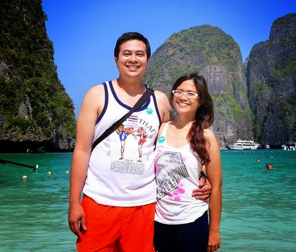 Abraham and Wilma Lapuz blog authors of We'll Tell You - A&W Couple's Blog