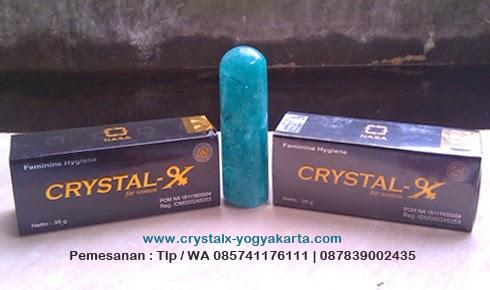 Pusat Crystal X Asli Nasa Jogja