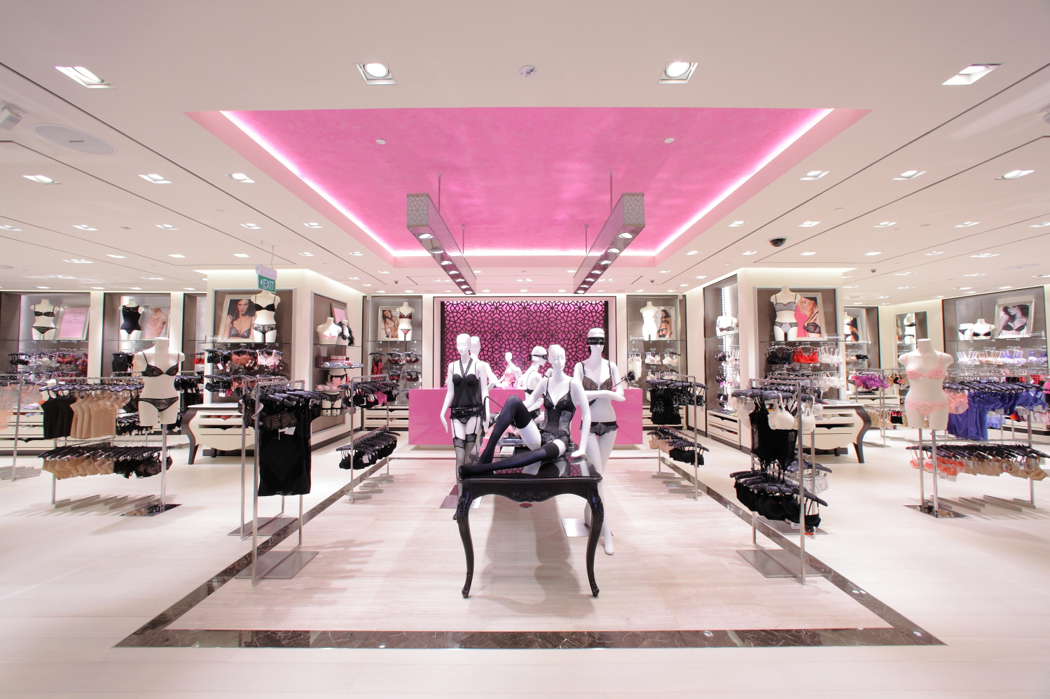 29f67682de Tha Fashion Gal  The Shopper  Intimates by Robinsons   Marina Bay Sands