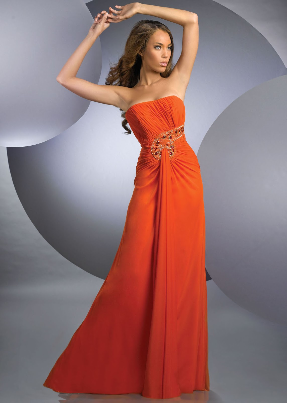 Fantastic Women Best Evening Dress Collection 2013