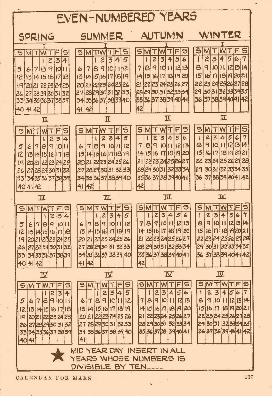 Julian Calendar Perpetual Perpetual calendar 1969