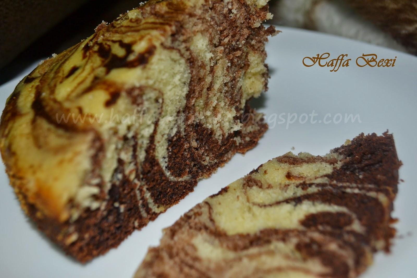 Chocolate Marble Cake Birthday Special Haffas Kitchen Adventures