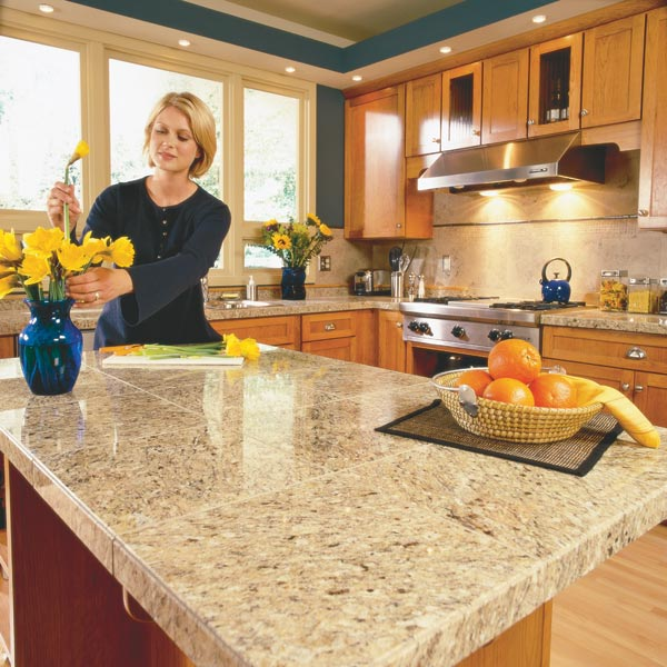 Granite Countertops Kitchen Design: Kitchen Granite Countertops