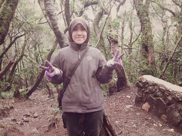 Shizuko Tewas di Gunung Gede Pangrango