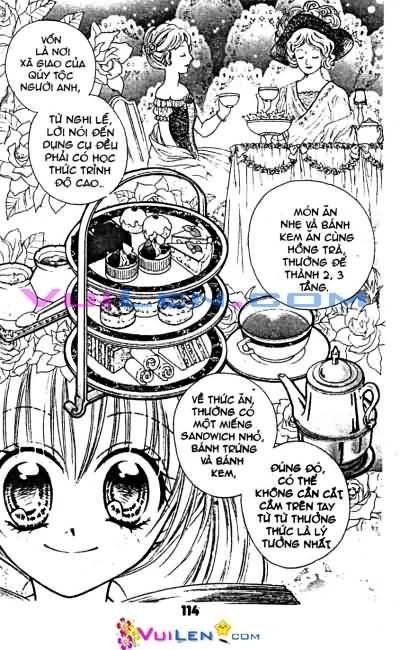 Công Chúa Ẩm Thực chap 8 - Trang 114