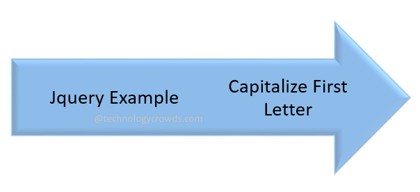 Capitalize First Letter String Javascript