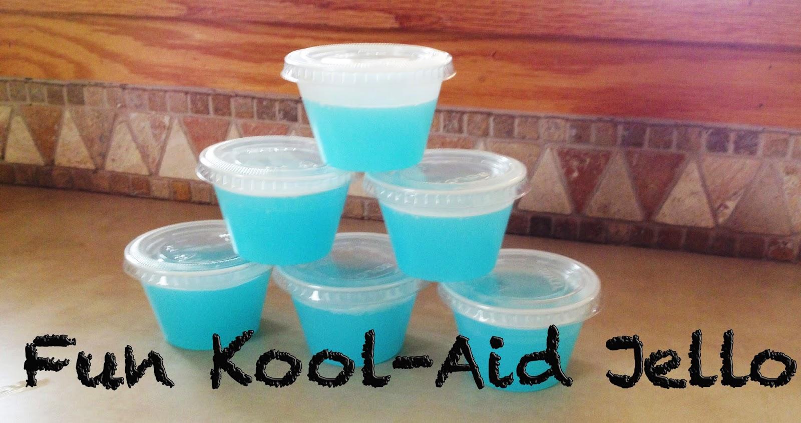 Kool-aid Jello