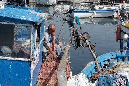 Il pescatore..