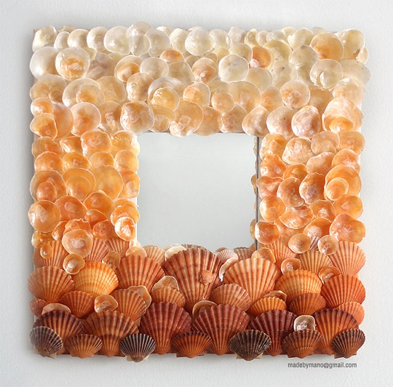 Calling it home seashells buy or diy - Diy projects with seashells personalize your home ...