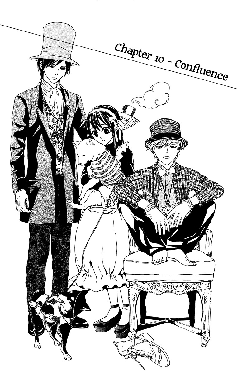 Mayonaka no Ariadone Chap 10 - Next Chap 11