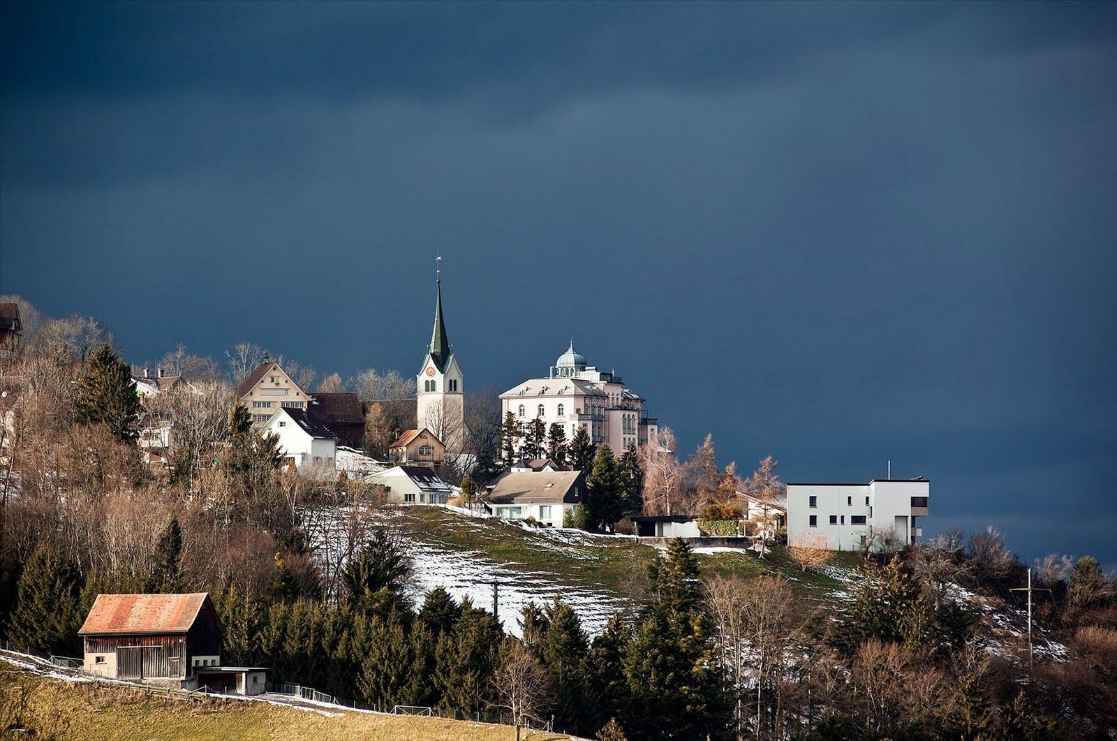 Heiden Switzerland  city photos gallery : ... Appenzell Ausserrhoden Heiden Switzerland Village Weather hd