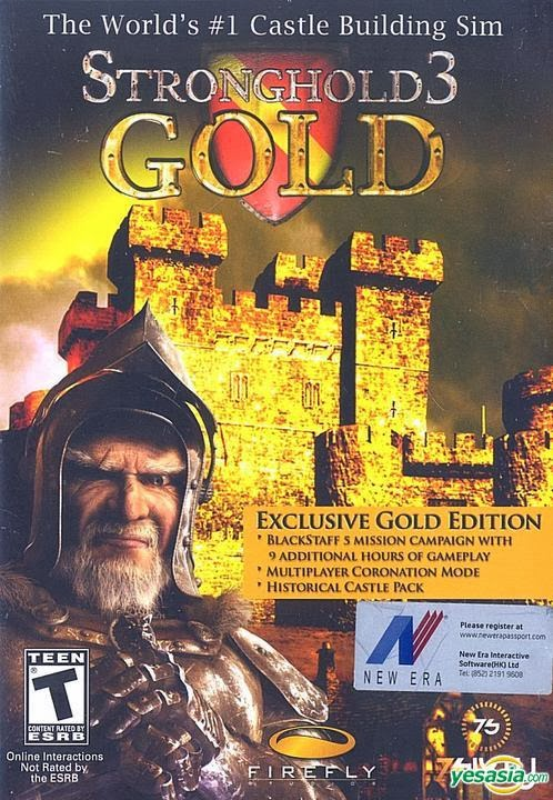 Stronghold 3: Gold Edition