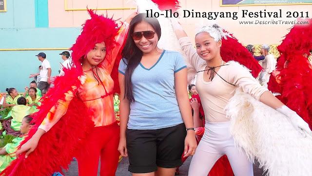 iloilo dinagyang festival 2011